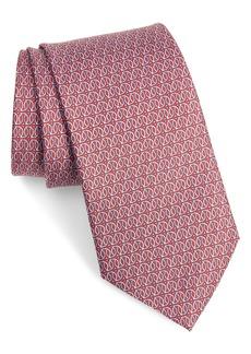 Salvatore Ferragamo VIP Silk Tie