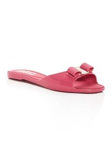 Salvatore Ferragamo Women's Cirella Slide Sandals