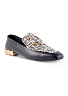 Salvatore Ferragamo Women's Lana Gancini Loafers