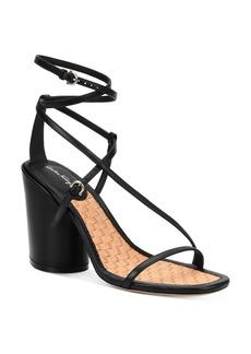 Salvatore Ferragamo Women's Strappy High-Heel Sandals