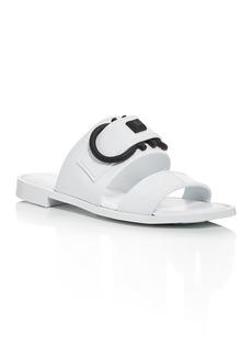 Salvatore Ferragamo Women's Taryn Slide Sandals