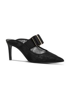 Salvatore Ferragamo Women's Zelda High-Heel Mules