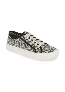 Salvatore Ferragamo Woven Gancio Sneaker (Women)