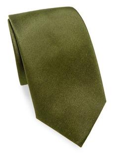 Ferragamo Yacht Silk Tie