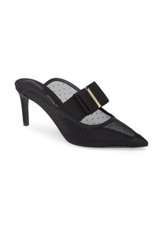 Salvatore Ferragamo Zelda Pointy Toe Slide (Women)