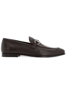Ferragamo Shepard2 Leather Loafers