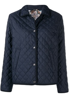 Ferragamo short padded jacket