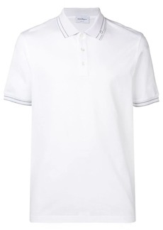 Ferragamo short-sleeve polo shirt