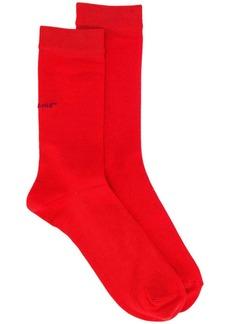 Ferragamo Signature logo socks