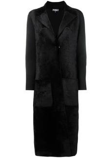 Ferragamo single-breasted coat
