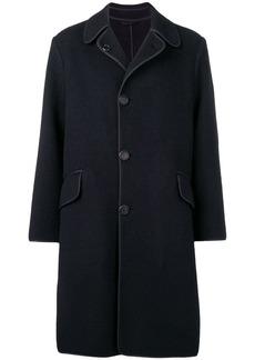 Ferragamo single breasted coat