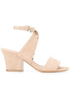 Ferragamo slingback 80mm sandals