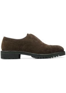 Ferragamo slip-on shoes