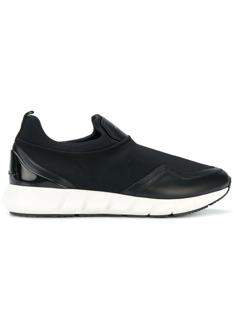 Ferragamo slip-on sock sneakers
