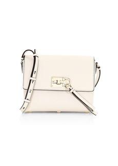 Ferragamo Small Studio Leather Crossbody Bag