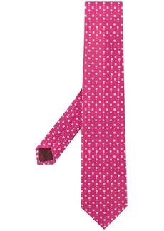 Ferragamo spotted tie