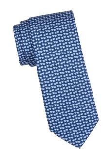 Ferragamo Sunglasses Silk Tie