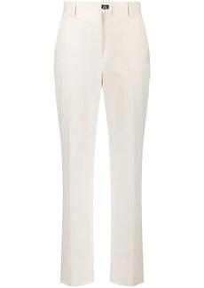 Ferragamo tailored straight-leg trousers
