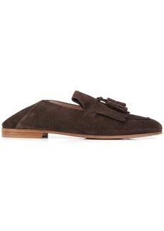 Ferragamo tassel detail loafers
