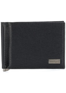 Ferragamo textured bifold cardholder