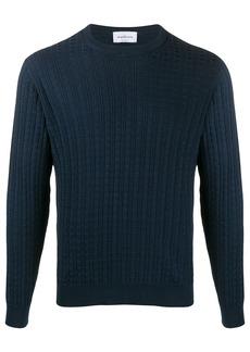 Ferragamo textured-knit jumper