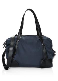 Ferragamo The Gancini Nylon Dynamo Bag