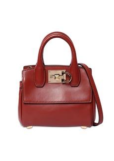 Ferragamo The Studio Micro Leather Bag