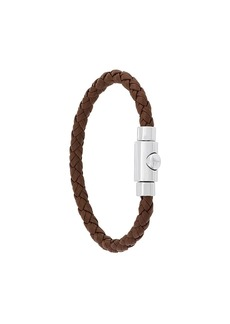 Ferragamo thin woven bracelet