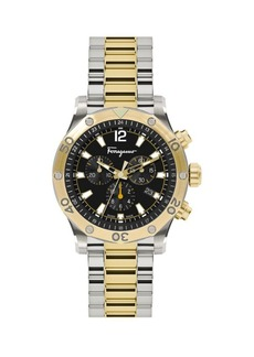 Ferragamo Time Sport Chronograph Watch