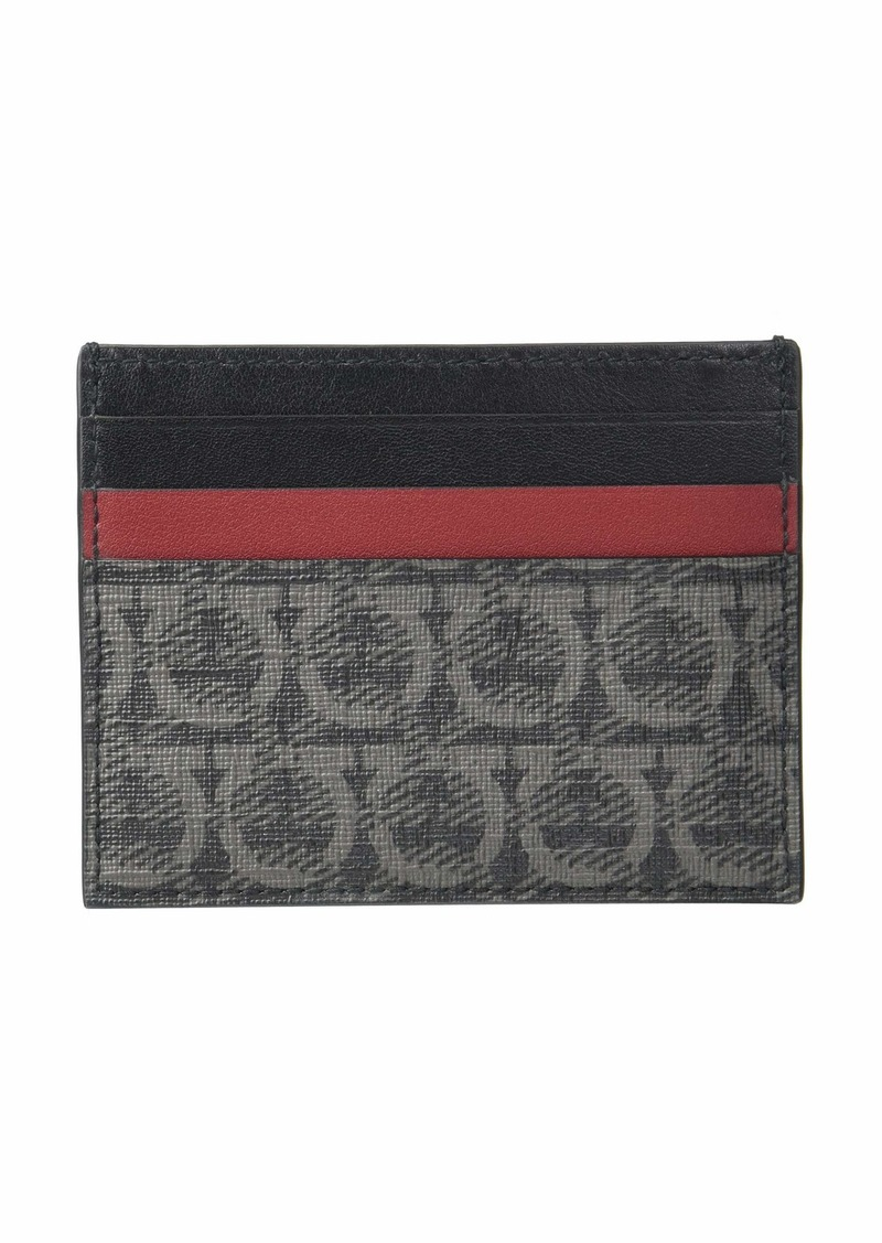 Ferragamo Travel Card Holder - 66A501