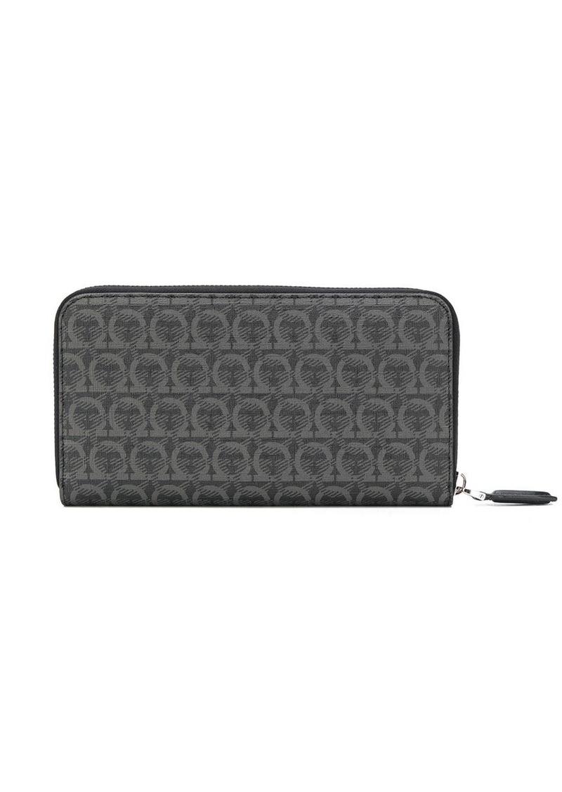 Ferragamo travel wallet