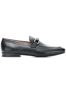 Ferragamo twisted Gancio loafers