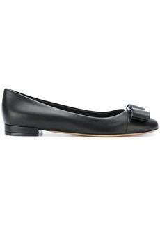Ferragamo Vara ballerina shoes