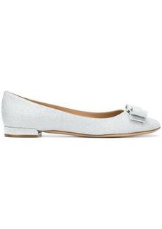 Ferragamo Vara Bow ballerina shoes