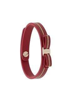 Ferragamo Vara Bow slim bracelet