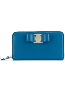 Ferragamo Vara Bow wallet