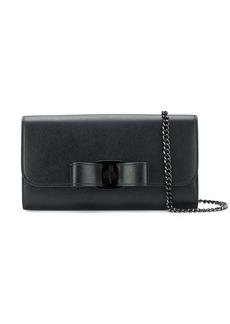 Ferragamo Vara chain wallet
