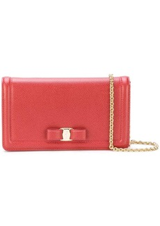 Ferragamo Vara clutch bag