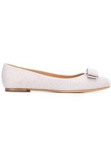 Ferragamo vintage ballerina shoes