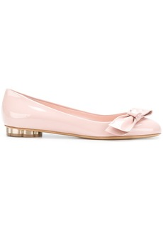Ferragamo Vola ballerina shoes