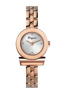 Ferragamo Women's Gancino Bracelet Watch, 27mm