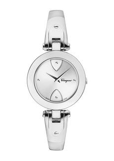 Ferragamo Women's Gilio Bangle Watch, 32mm