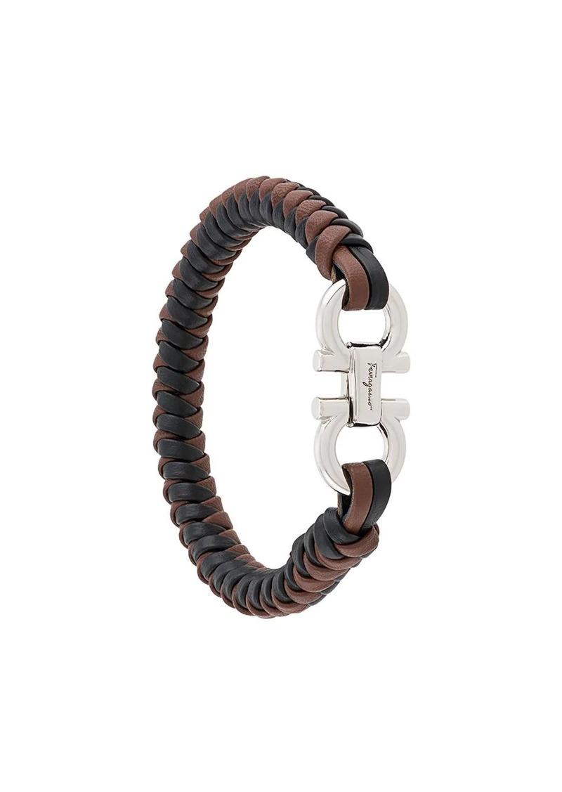 Ferragamo woven bracelet