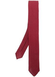 Ferragamo woven tie