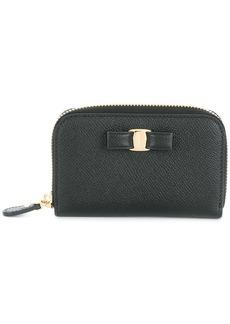 Ferragamo zip-around Vara wallet