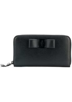 Ferragamo zip fastened purse