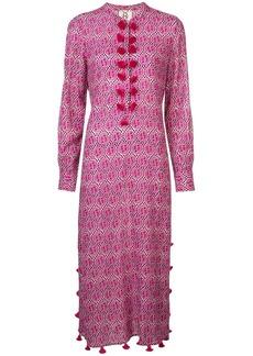 Figue Paolina paisley kaftan dress