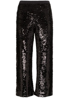 Figue Verushka sequinned trousers