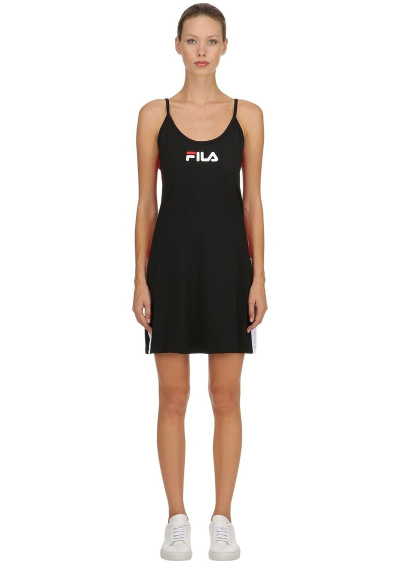 9ac865400b6 Fila Alexis Jersey Dress
