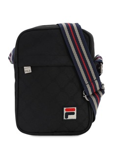 Fila Allover Logo Crossbody Bag